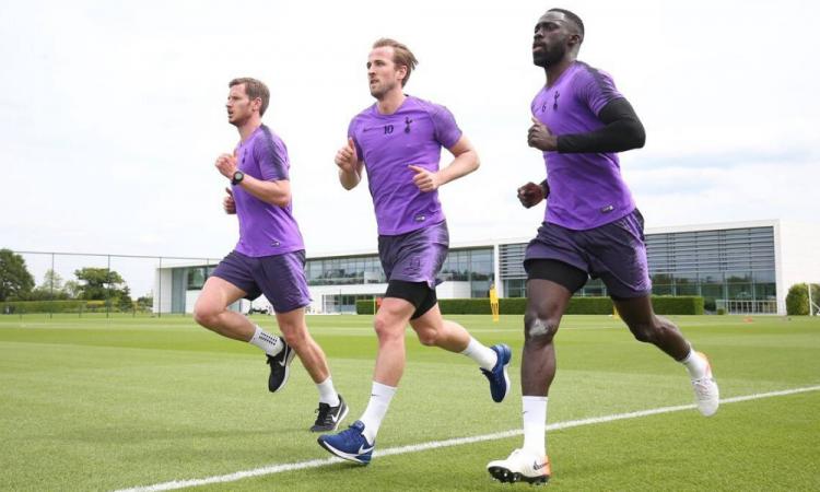 El Tottenham regresará este martes a los entrenamientos