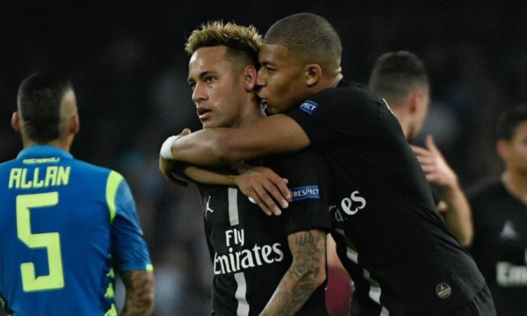 El PSG está dispuesto a jugar la Champions fuera de Francia