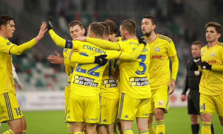 Bielorrusia sigue: Dinamo Brest y BATE Borisov jugarán la final de la copa