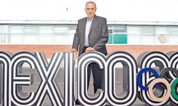 El Tibio Muñoz motiva a los atletas olímpicos mexicanos ante la crisis sanitaria