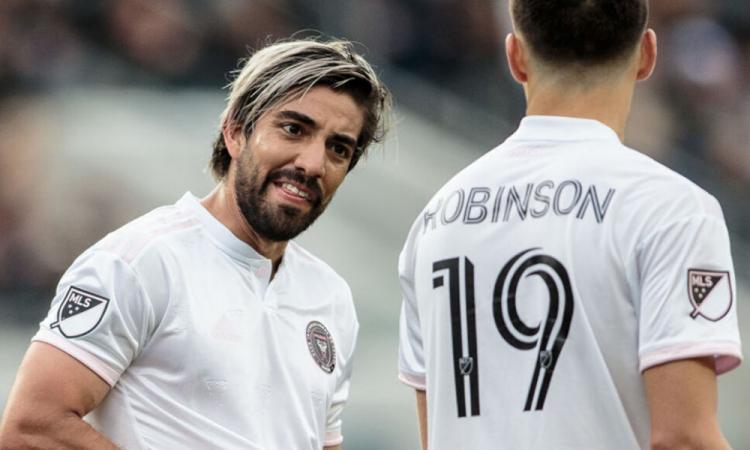 Rodolfo Pizarro y el Inter de Miami regresan a los entrenamientos