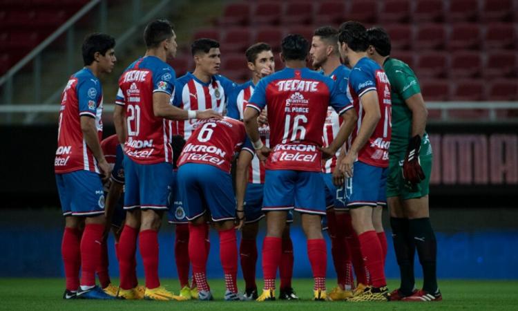 Chivas, único equipo de la Liga MX trabajando en un protocolo para retomar el torneo