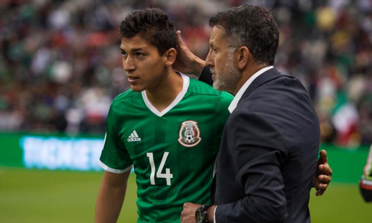 Zaldívar quiere brillar en Puebla para regresar al Tricolor