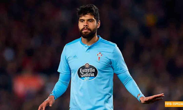 Araujo regresa a los entrenamientos con el Celta de Vigo