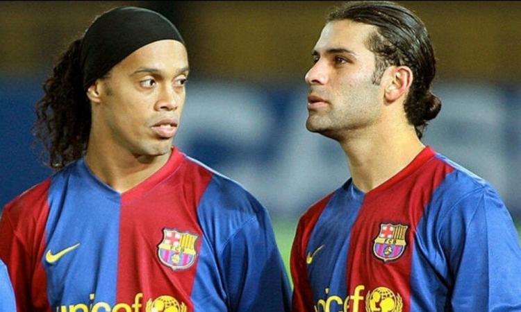 Confesiones de cuarentena: Rafa asegura que fue fácil jugar con Messi y Ronaldinho