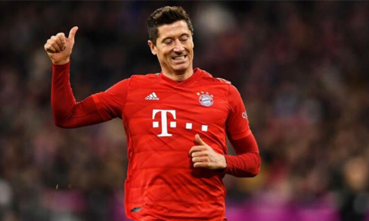 Regresó el Bayern y Lewandowski aumentó su ventaja de goleador