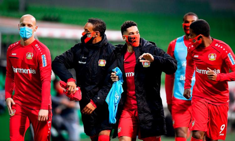 Goleada y debut juvenil en el cierre de jornada de las Bundesliga