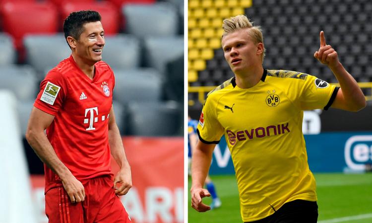 Dortmund-Bayern acaparan todos los reflectores del mundo deportivo