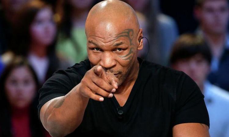 Mike Tyson regresará, pero no contra Evander Holyfield