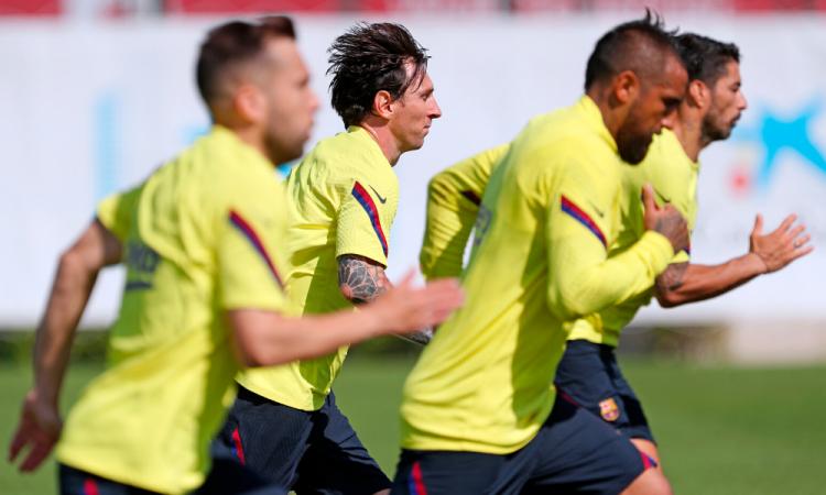 Estas son las novedades del Barça en su regreso a los entrenamientos