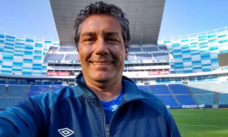 El Búfalo Poblete es nuevo directo deportivo de La Franja