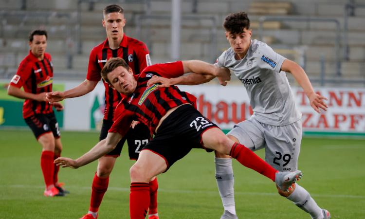 Havertz vuelve a brillar con el Leverkusen en jornada de la Bundesliga