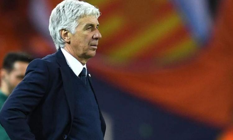 Entrenador del Atalanta admitió tener Covid-19 en un partido de Champions