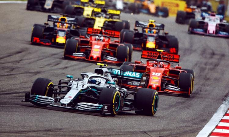 La F1 apunta su regreso en las pistas de Gran Bretaña