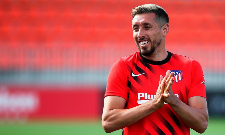 Herrera entra de cambio en el regreso del Atleti; empataron ante el Bilbao