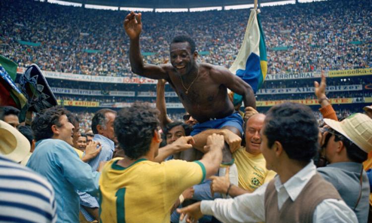 Pelé no tiene duda, México es el país que marcó su carrera futbolística