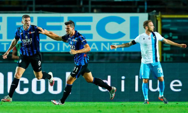 Atalanta remonta y hunde a la Lazio en su aspiración por el Scudetto