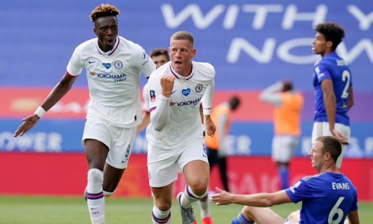 Listas las semifinales de la FA Cup; el Chelsea enfrentará al ManU