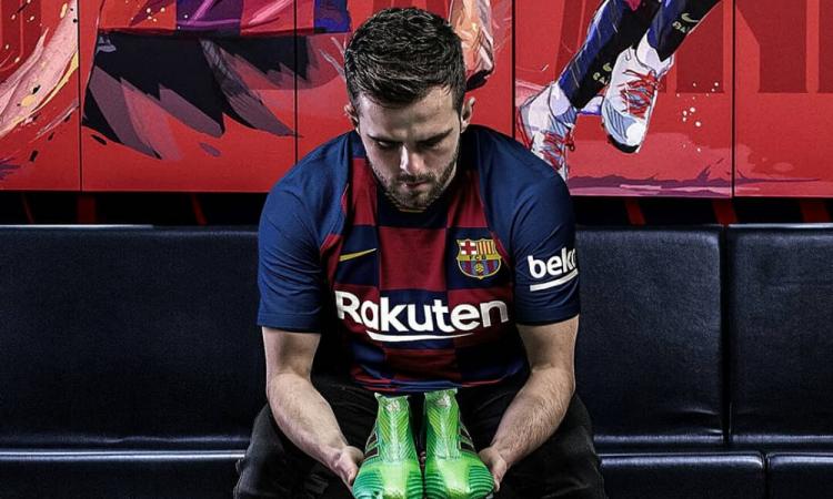 Pjanic es nuevo jugador del Barça; Arthur Melo pasa a la Juve