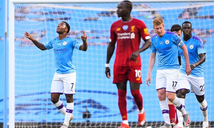 El Manchester City apaga con goleada las alegrías del Liverpool