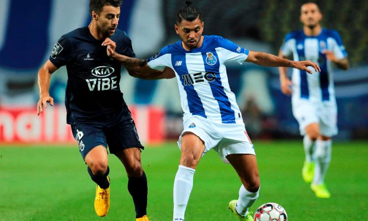 Tecatito brilla en goleada del Porto; podrían coronarse la siguiente jornada