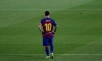 Esto es el reflejo del año, hemos sido un equipo muy débil e irregular: Messi