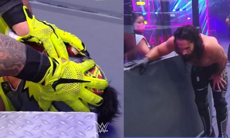Rey Mysterio fue llevado de emergencia al hospital para ser atendido.