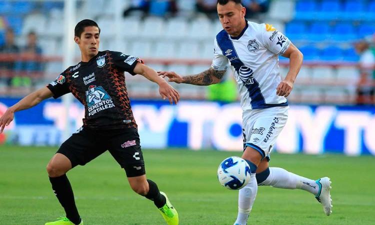 Puebla recibirá al Cruz Azul como líder en la Liga de Guardianes