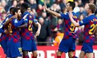 El Barcelona mantiene liderato de interacciones en las redes sociales