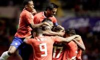 Costa Rica visitará a México en partido amistoso
