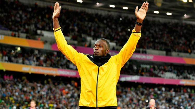 Usain Bolt, positivo por Coronavirus