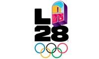 Juegos Olímpicos de Los Ángeles 2028 tendrán un logo dinámico e inclusivo