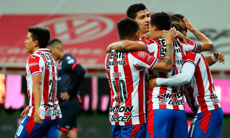 3-2. Guadalajara vence en el Clásico tapatío del Apertura
