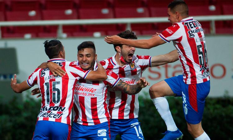 3-1. Guadalajara vence al Monterrey