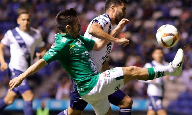 Puebla protagoniza el duelo más disparejo de la liguilla ante León