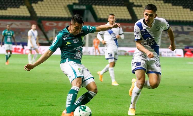 Reynoso asegura que la actuación del Puebla en el Apertura lo deja orgulloso