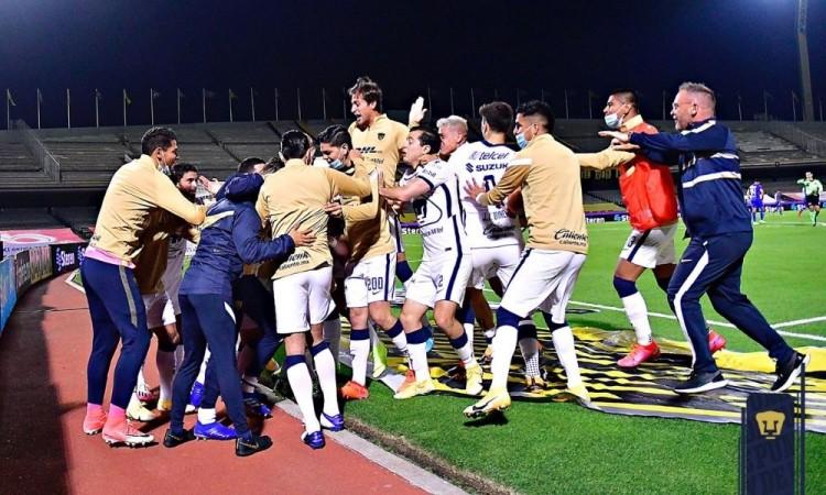 Pumas disputará la final el martes y jueves contra el León.