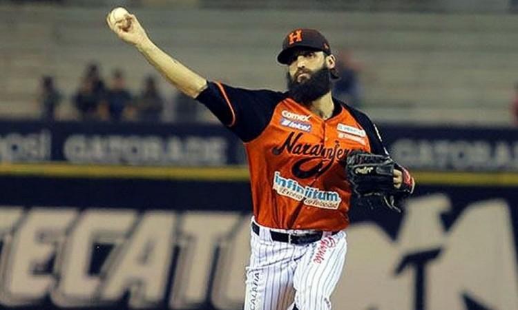 Hernández encabeza triunfo de los Naranjeros en Liga del Pacífico
