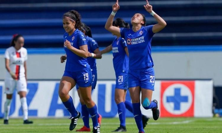 Con un gran espectáculo inició la Liga MX Femenil Guard1anes 2021