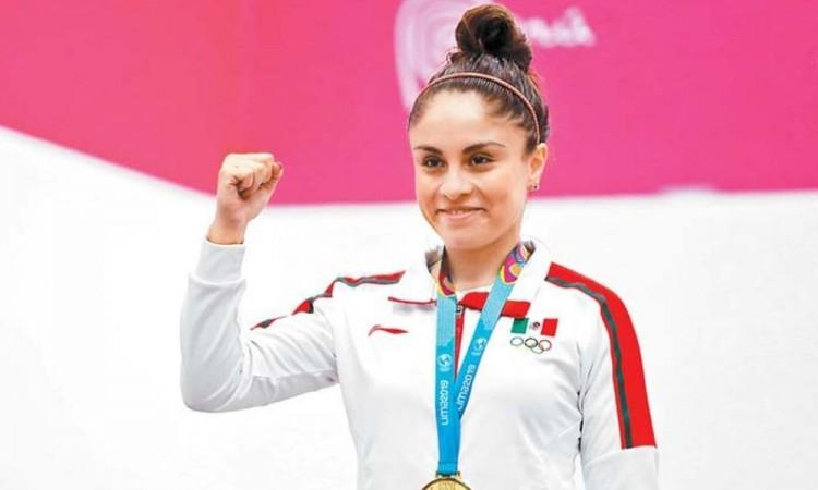 """La raquetbolista mexicana Paola Longoria fue nominada a """"Mejor Atleta de Todos los Tiempos"""""""