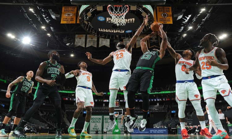 Knicks rompe racha de 5 derrotas consecutivas
