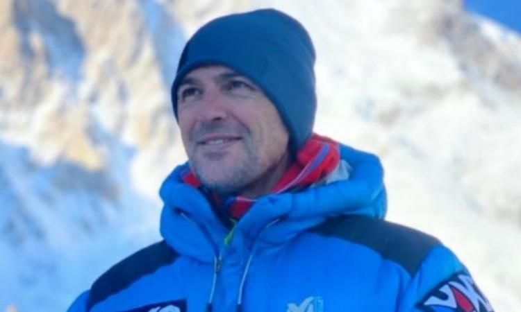 Trasladan el cuerpo del montañero Sergi Mingote desde el K2