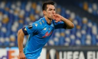 El Chucky Lozano anota el gol más rápido en la historia del Napoli