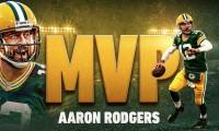 Aaron Rodgers, por tercera vez se convierte en el MVP del futbol americano