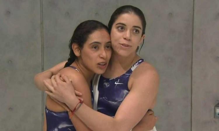 Alejandra Orozco y Gaby Agúndez consiguen plaza olímpica en la plataforma de 10 metros para Tokio 2020