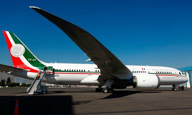 México enviará a sus atletas a Tokio en el avión presidencial de Peña Nieto
