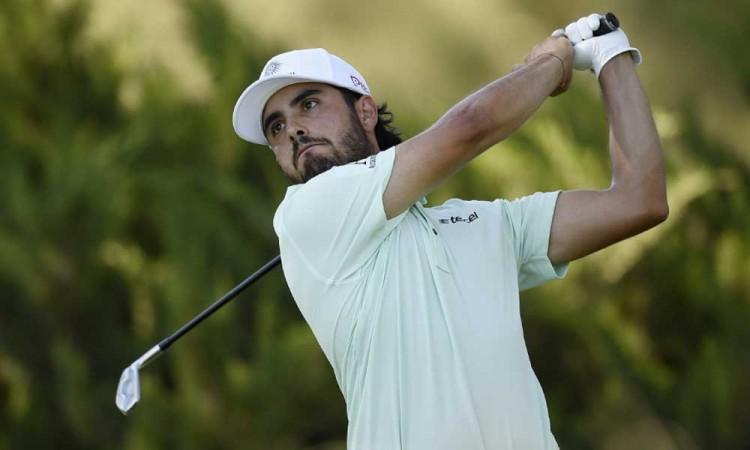 Abraham Ancer lidera al equipo olímpico mexicano de golf