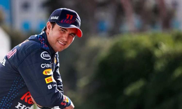 Previo al GP de Azerbaiyán, Checo Pérez manifiesta que el objetivo tiene que ser el podio