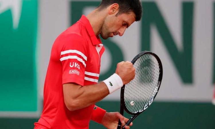 Djokovic derrota al 13 veces campeón de Roland Garros, Rafael Nadal