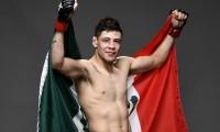 Brandon Moreno es el primer mexicano campeón de la lucha UFC
